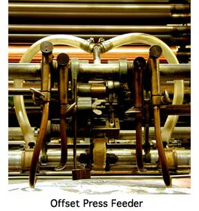 offset feeder graphic